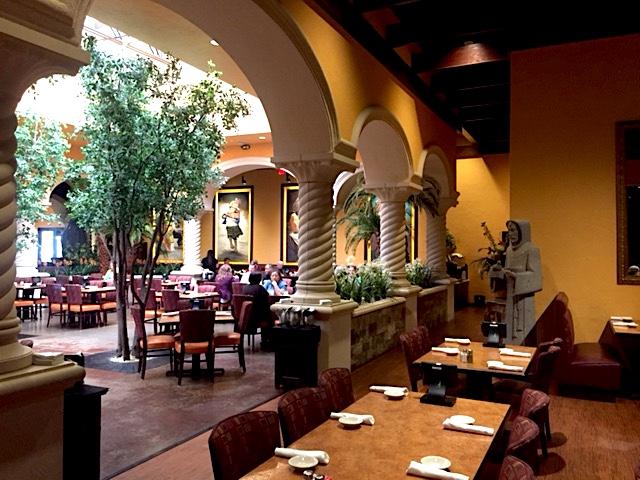 Abuelos Restaurant Interior Using Architectural Foam