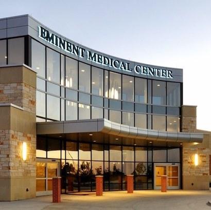 Eminent Medical Center Exterior in Richardson, TX