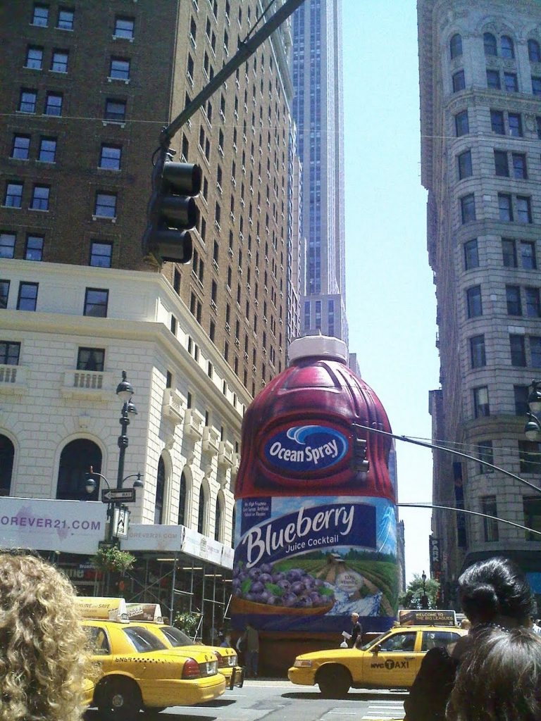 Ocean Spray Amp Jetblue Promotion Jcf Companies