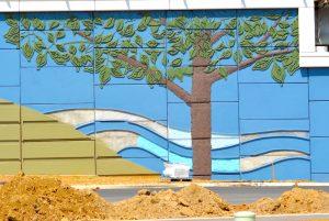 Hickoree Tree Highway Mural